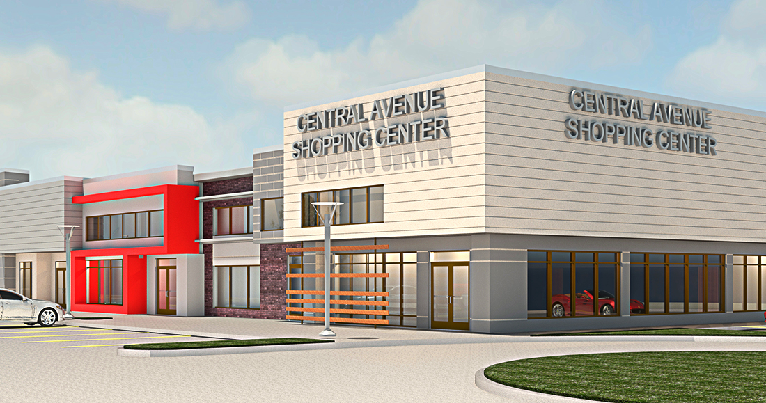 Hot Springs Retail Center