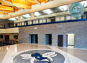 Bryant High School - Leed Silver