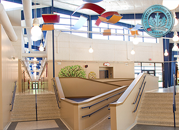 Wooster Elementary - Leed Silver